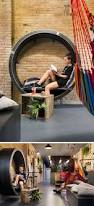 Comfy Kiev by This Juice Bar In Spain Is Filled With Hammocks Reading Nooks