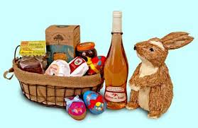 Gourmet Easter Baskets Grown Up Easter Baskets Cheese Wine