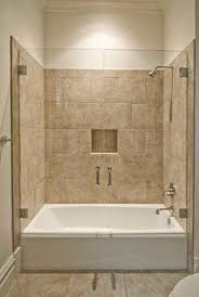 ideas for bathroom showers best 25 tub shower doors ideas on bathtub remodel