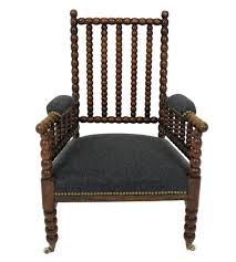 Decorative Armchairs Furniture Elegant Bobbin Chair For Classic Armchair Design Ideas