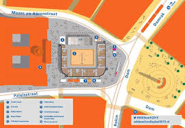 netherlands beaches map amsterdam fivb world chionships the