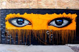 chicago street art the wicker park neighborhood is known for its art scene inhabited by culturally diverse artists and students wicker park is home to hip restaurants