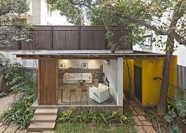 abraham john architects u0027s garden lounge for mumbai production company