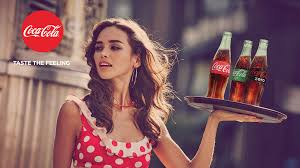 coca cola halloween horror nights 2015 here are 25 sweet simple ads from coca cola u0027s big new u0027taste the