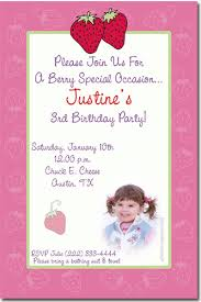 strawberry shortcake birthday invitations candy wrappers thank