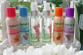 Pembersih Muka Natur E natur e mist lindungi kulit dari photo polluaging event report
