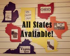 state shaped gifts we moved postcard printable home sweet home new address