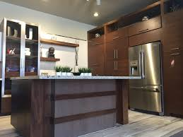 Omega Kitchen Cabinets Reviews Omega Full Access Frameless Cabinets Tarin Walnut Yelp