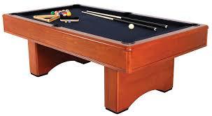 Wood Pool Table Amazon Com Minnesota Fats Westmont 7 U0027 Billiard Table Pool
