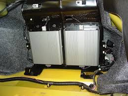 mustang shaker sound system 2005 2009 ford mustang car audio profile
