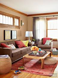 stunning what color goes with brown furniture 74 with additional