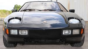 porsche 928 black 1979 porsche 928 t80 1 monterey 2016