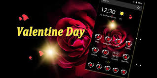 theme black rose black day rose love theme apk download free personalization app