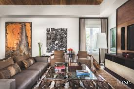 home design center coral gables artwork takes center stage in a coral gables abode luxe