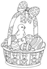 easter basket coloring pages hundreds easter coloring