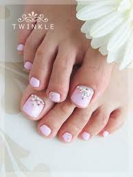 manicures and pedicures bride u0027s bridal look nailed it