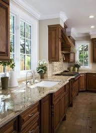 Kitchen Design With Granite Countertops by Best 25 Kitchen Countertops Ideas On Pinterest Kitchen Counters
