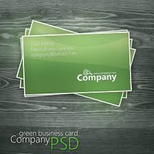 green business card psd by martz90 on deviantart