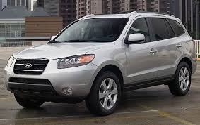 hyundai santa fe 2013 mpg used 2007 hyundai santa fe for sale pricing features edmunds