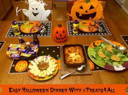 easy halloween dinner with treats4all ann arbor with kids