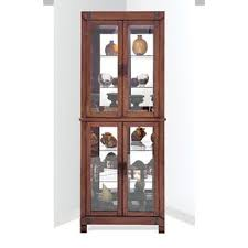 corner china u0026 curio cabinets you u0027ll love wayfair