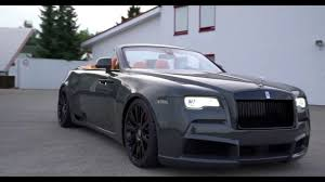 spofec rolls royce spofec rolls royce dawn overdose customized hr cars youtube