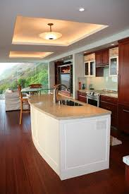 ocean reflections beyond the box kitchen design