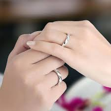 couples wedding bands wedding rings for couples bs titanium wedding bands couples