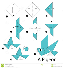 origami origami steps to make a origami swan easy origami easy