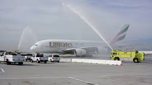 A380 Floor Plan by Emirates U0027 Luxe A380 Makes Los Angeles Debut