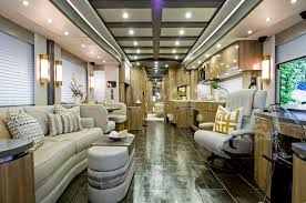 Luxury Rv Floor Plans by This Awesome 3 Million Rv Looks Like A Luxury Hotel On The Inside