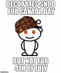 Canada Day Meme - america is a country too you know imgflip
