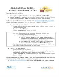Resume Examples For It Jobs by Special Education Job And Career Resources