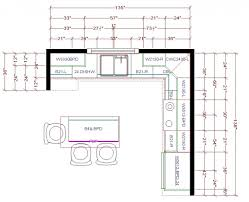 Peninsula Kitchen Floor Plan by Kitchen Design Grid Delectable Ideas Graph Paper Floor Plan