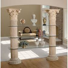 Pillars And Columns For Decorating 104 Best Roman Columns For Interior Images On Pinterest Roman