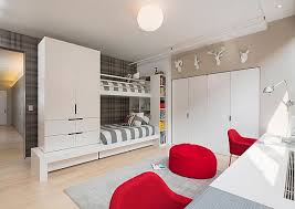 Modern Teenage Bedroom Furniture by Magical Kids Bedrooms That Will Inspire Your Renovations