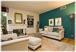 home staging examples with before and after photos