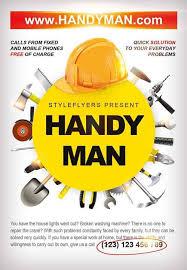 handyman flyer 13 best handyman flyer templates designs free