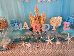 mermaid baby shower ideas plain decoration mermaid baby shower theme pleasurable
