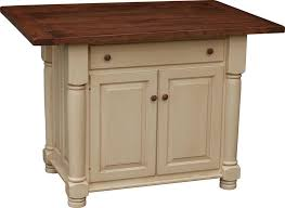 amish furniture kitchen island amish turned leg kitchen island with two doors