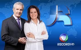 """"""" Jornal da Record"""" será reformulado em 2016 e ganhará novo cenário"""