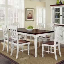 kitchen kitchen table chairs regarding lovely tone finish round