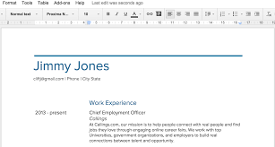 how google docs can help you come across as a professional 2