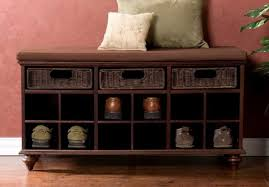 bench wooden shoe storage bench consistency wooden entryway