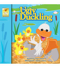 the ugly duckling storybook grade pk 3 carson dellosa publishing