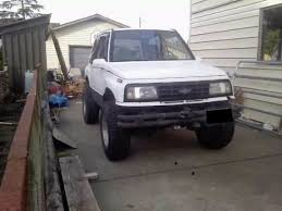 chevy tracker 1990 lifted 1990 chevy tracker 4x4 2500 for sale in ucluelet british