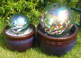 Garden Gazing Globe Gazing Globes