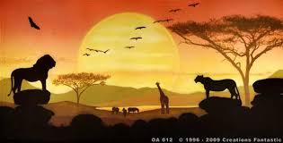 king of backdrops oa 012 sunset 4