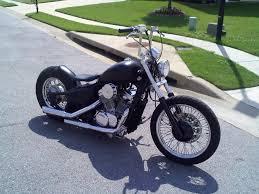 bobbers honda shadow 2001 vlx 600 bobber motorcycle