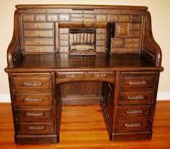 Value Of Antique Roll Top Desk Antique Oak Roll Top Desk Dream Home Pinterest Desks
